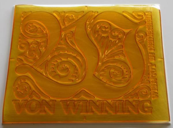 Kunststoff-/ Brennstempel mit Ihrem Logo