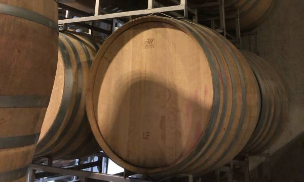 2014er Weißwein-Tonneaux MERCUREY 500 L