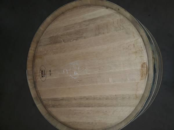 2019er Weißwein-Tonneaux KIRKs Preference - 1 x vorbelegt