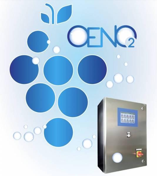 OENO2 Mikro-/Makro-Oxygenierung