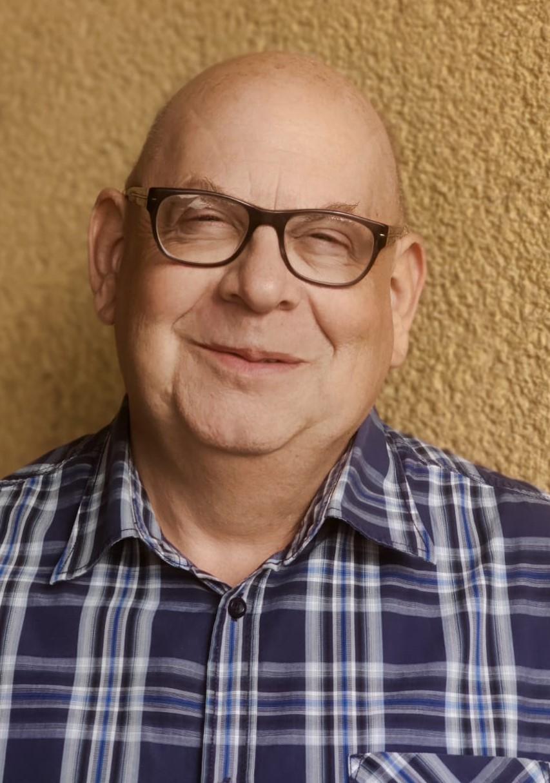 Portrait Dieter Kirsch