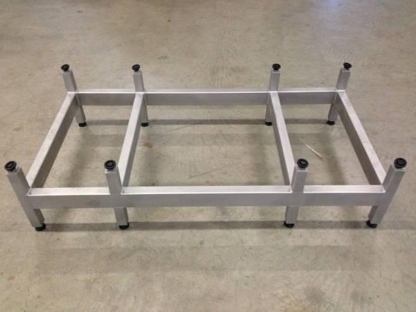 Tonneaux-Doppel-Stapelgestell (V2A)