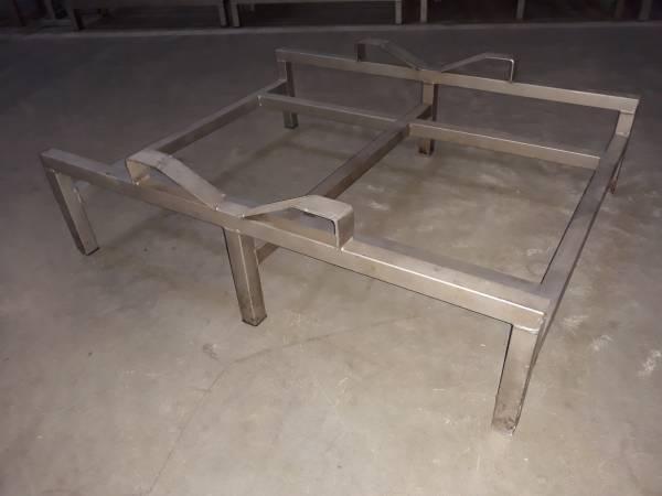 Gebrauchte 500er Tonneaux-Gestelle - Edelstahl rostfrei